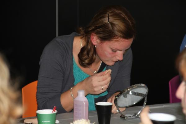 Workshop Visagie in Leuven