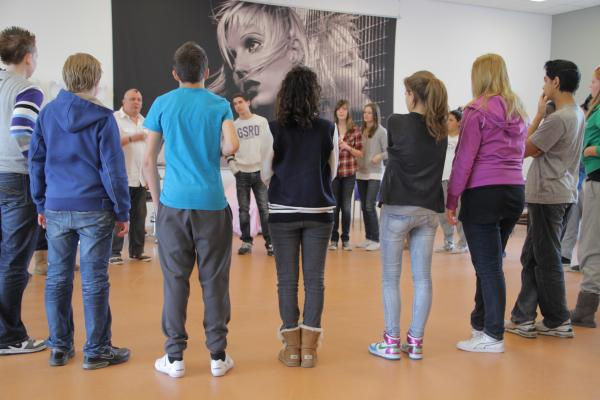 Workshop Theatersport Leuven