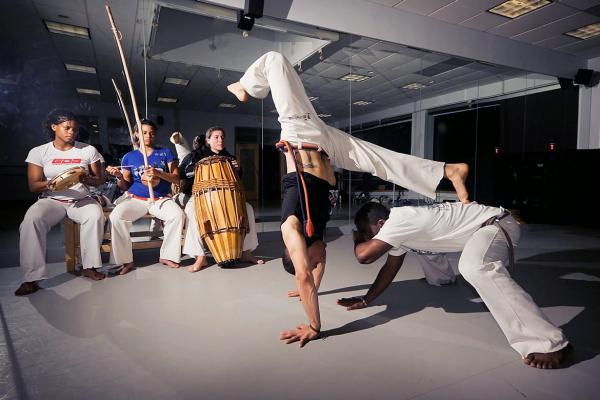 Workshop Capoeira Leuven