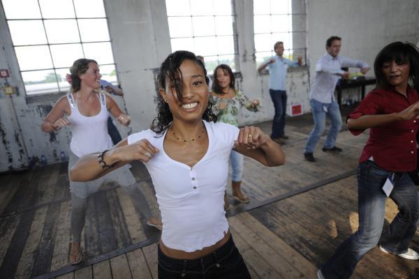 Workshop Streetdance Leuven