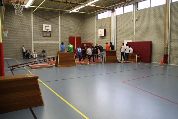 Workshop Freerunnen Leuven