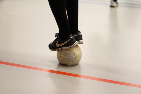 Workshop Pannavoetbal Leuven